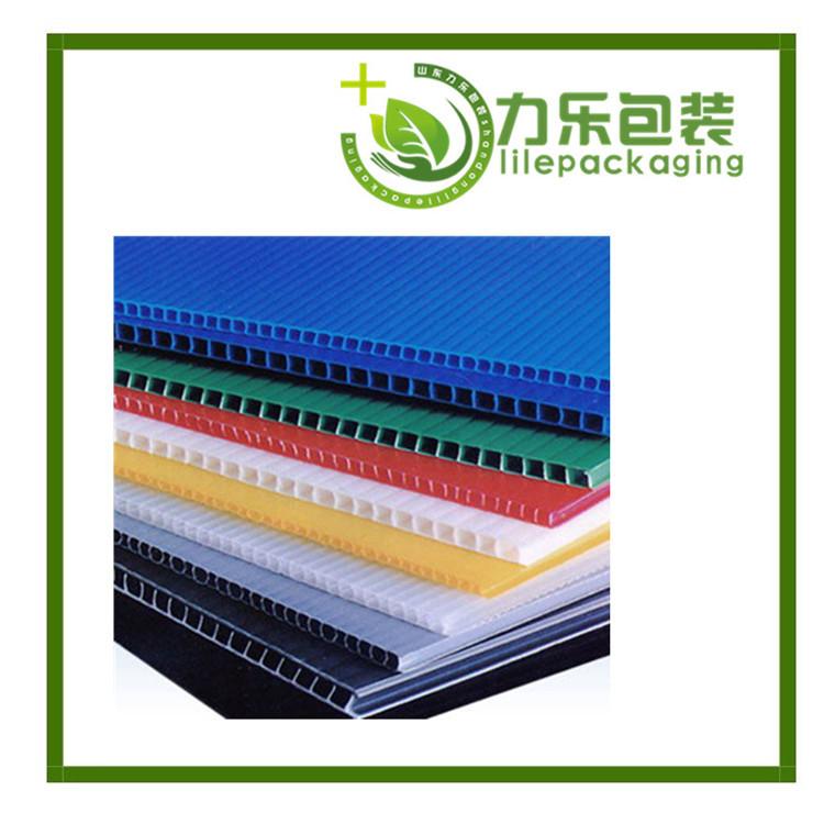 定陶新型中空板东明塑料中空板材