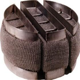 厂家订购不锈钢丝网除沫器化工设备各种规格丝网除雾器捕沫器
