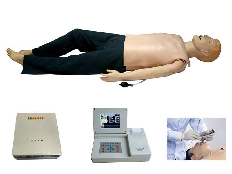 高级多功能急救训练模拟人-上海益联医学