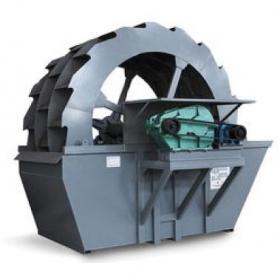 高效洗砂机轮式节能无污染大量供应