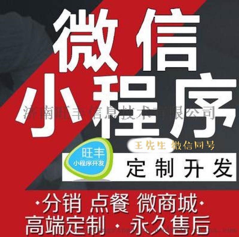 山东淄博新零售分销商城小程序软件开发
