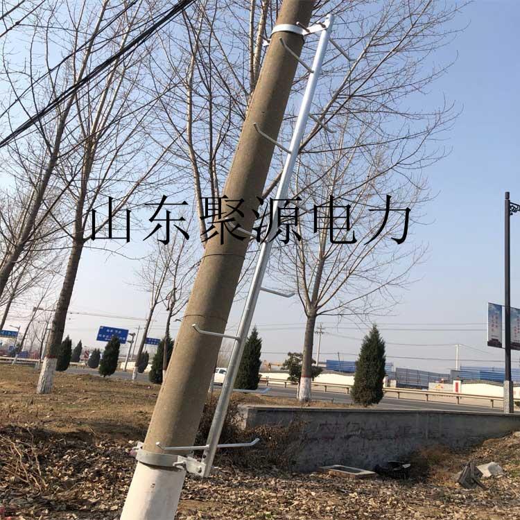 电线水泥杆梯 电力爬梯 电工攀爬梯 施工爬梯