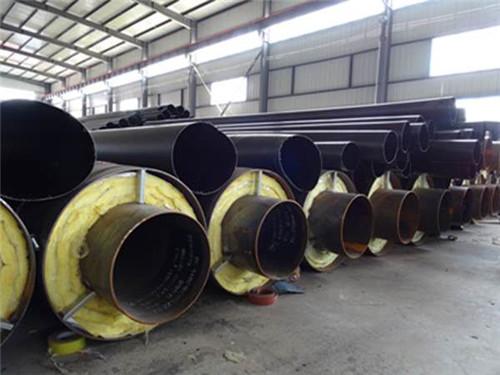 开封市钢套钢保温钢管主要用途和适用环境