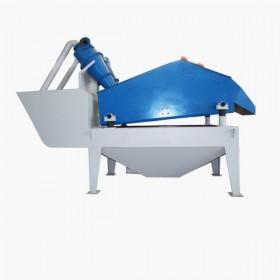 新型环保细沙回收机 降低成本设备支持定制
