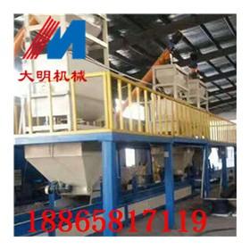 外墙复合保温板设备 复合保温免拆一体板设备 自动化建材机械厂