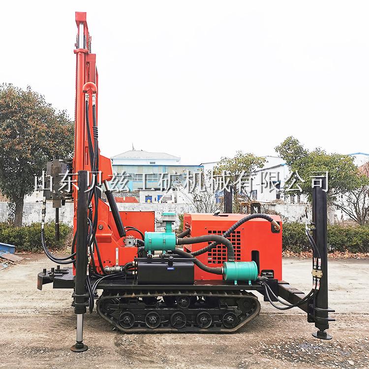 履带式取土钻机 岩土工程勘察钻机 中大型基建打桩打井钻机