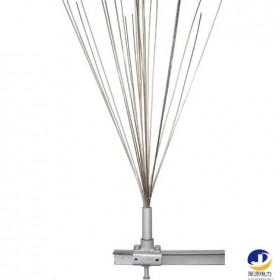 厂家直销风力驱鸟防鸟刺驱鸟器驱鸟设备机械式防鸟刺
