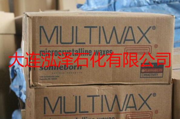 美国进口80度食品级微晶蜡美国微晶蜡W445