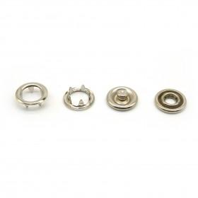 厂家直销 空心五爪扣、珠光五爪扣、价钱优惠