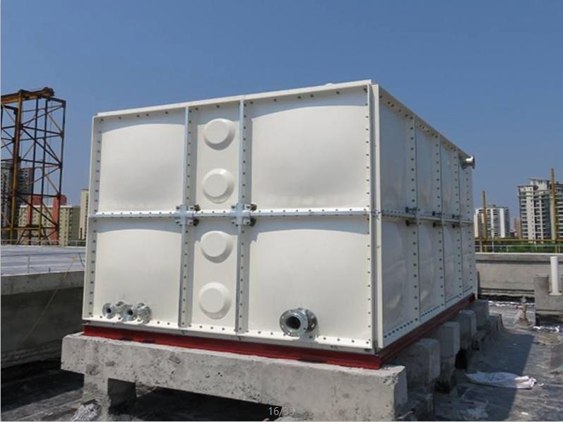 丰信环保玻璃钢水箱
