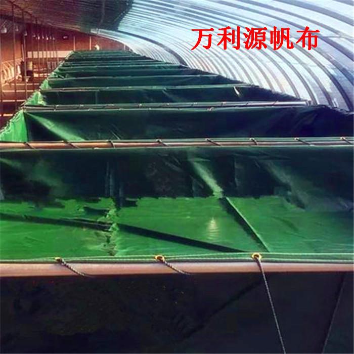 渔业养殖帆布鱼池厂家-帆布水池设计定做-养殖鱼池价格
