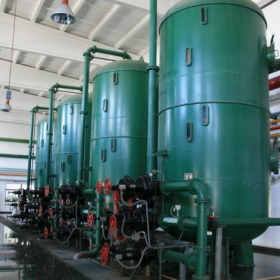 苏州发电厂锅炉专业供应环保离子交换设备汇泉定制