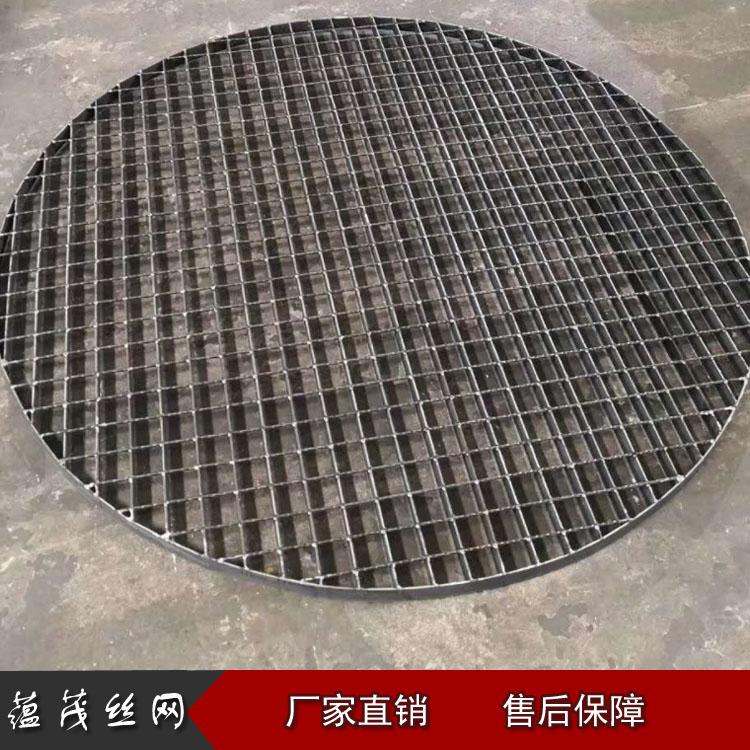钢格板井盖板 热镀锌钢格栅板 井盖钢格板 格栅板厂家