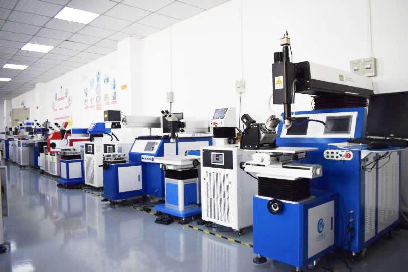 各种材质开关 龙头激光打标刻字设备厂家直供免费打样
