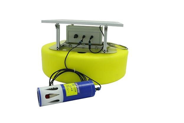 多参数常规水质监测浮标系统