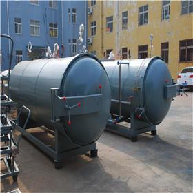 重诺硫化罐    硫化罐生产厂家