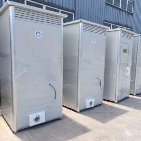 沧州普林钢构科技移动卫生间活动房折叠房