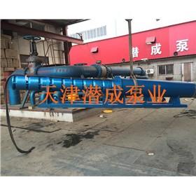 250QJW大流量卧式深井潜水泵厂家,潜成发货快速