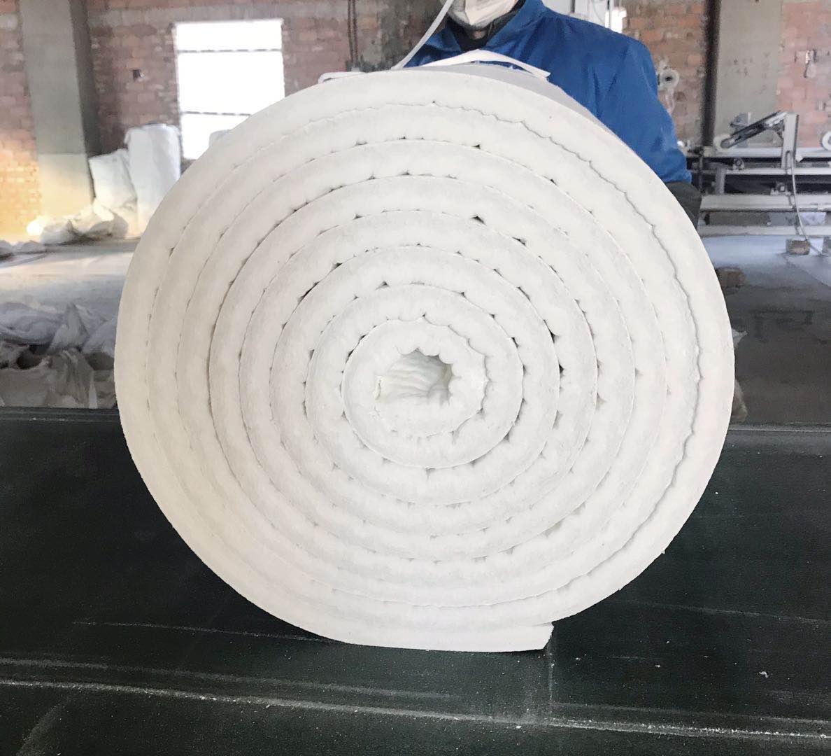 硅酸铝纤维毯 高纯型陶瓷纤维毯保温材料报价