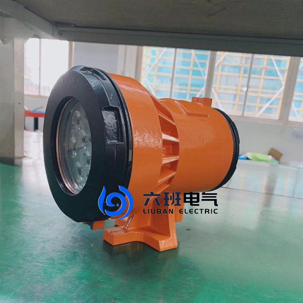 DGY系列矿用隔爆型掘进机LED机车灯
