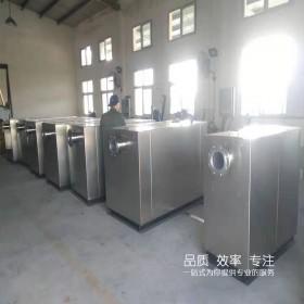 贵州贵阳污水提升 厕所污水设备一体化厂家