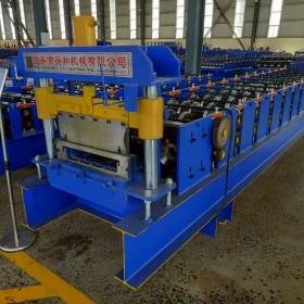 430彩钢压瓦机设备/全自动430铝镁锰冷弯成型机设备