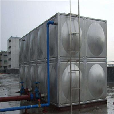 河北不锈钢水箱 方形不锈钢水箱 供应销售消防水箱 厂家直售