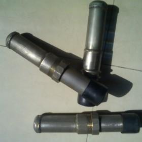桩基声测管安装  钳压式声测管用途 桥梁建设用声测管