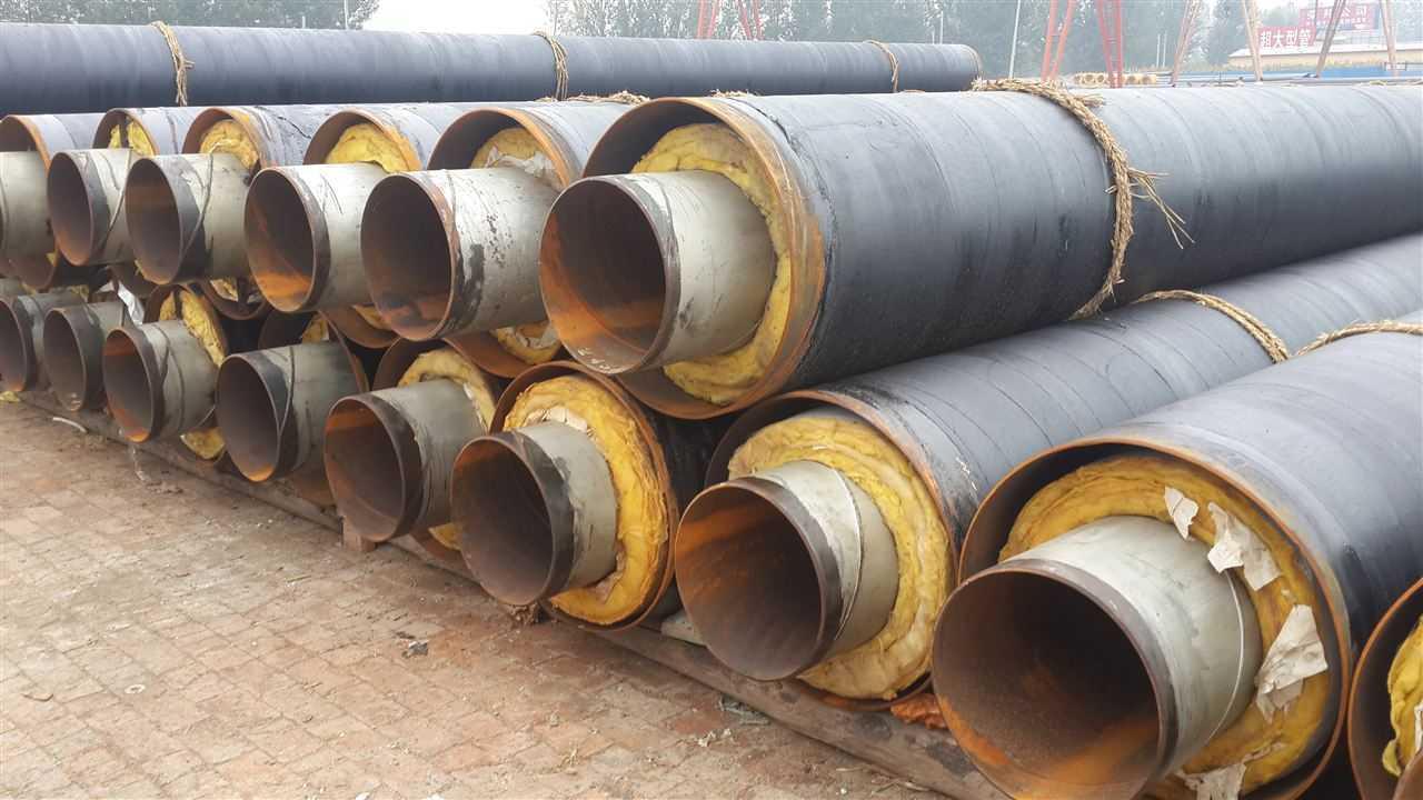 直埋保温管作为优良的保温材料得到迅速发展