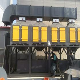 催化燃烧废气处理设备 蓄热式催化燃烧VOC异味处理