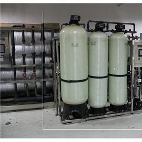 上海汇泉涂料水处理设备供应阴阳离子交换设备定制