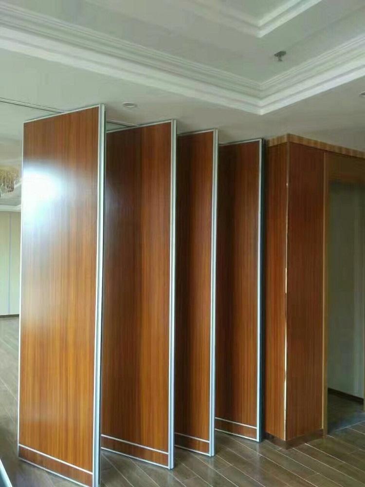 酒店办公室包间活动隔断移动隔板墙推拉旋转折叠屏风