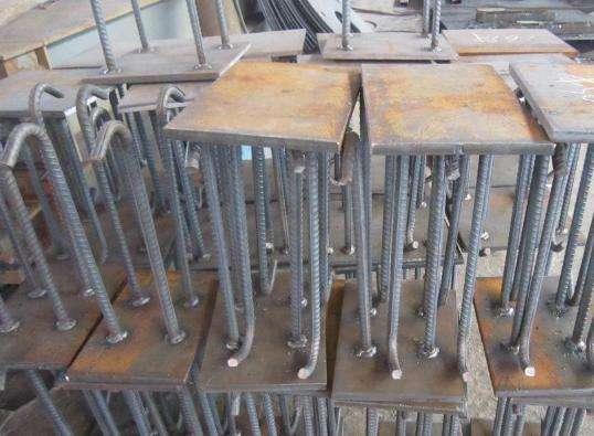 楼梯预埋钢板_高强度螺栓_丝杆_地脚螺栓_U型螺栓