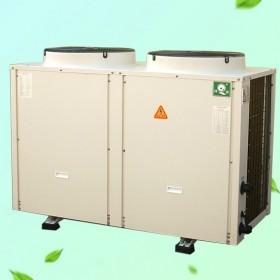 空气能热泵的工作原理