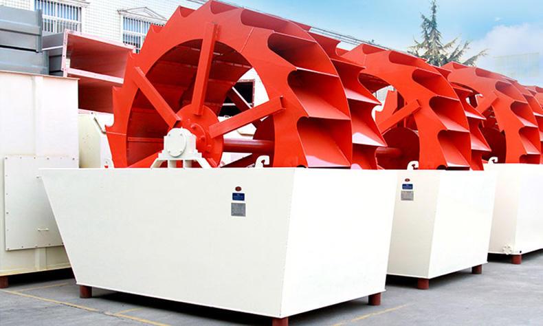 车载移动洗砂机生产线设备 多功能分离式洗砂机