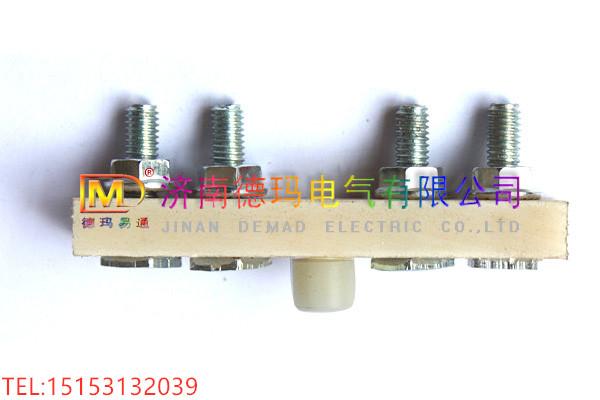 供应DMHX型德玛牌胶木轻型天车单极安全滑触线检修段
