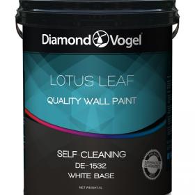 DE1532 硅离子荷瓷水净墙面漆