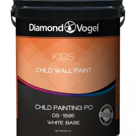 DS1595 金钻水净儿童墙面漆