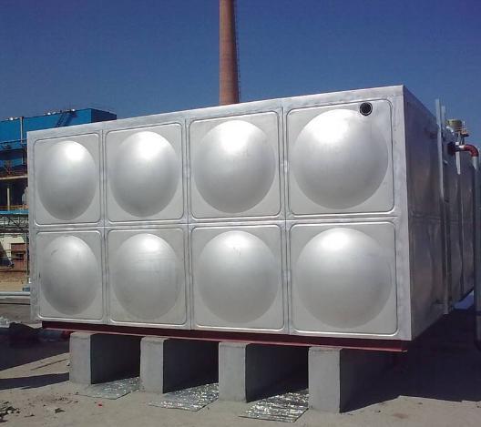 不锈钢消防水箱组合式安装生活饮用水储水专用设备
