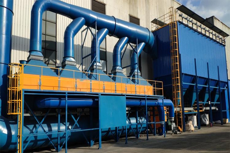 催化燃烧炉产品结构特点有什么呢