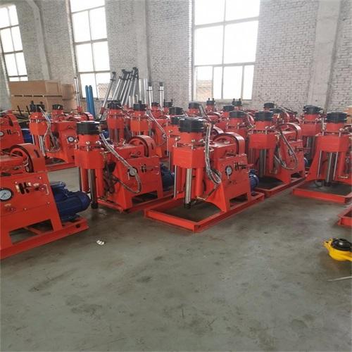 全液压ZLJ750注浆加固钻机生产厂家