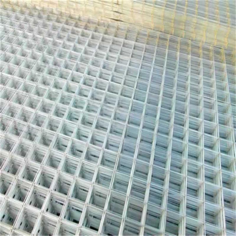 宠物笼支护网桥梁电焊网片防裂地暖网片 冲压镀锌网