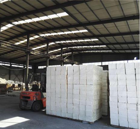 硅酸铝陶瓷纤维模块在井式渗碳炉的耐火保温应用