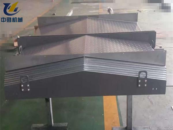 天工伟业TG6500/1270数控铣床XYZ三轴钣金防护罩