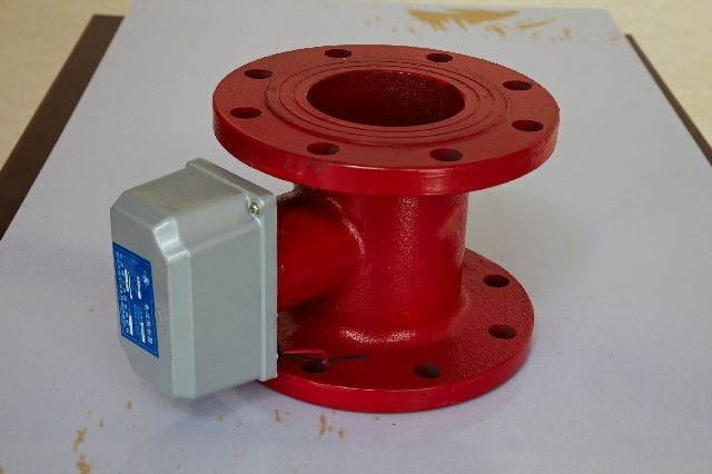 ZSJZ系列水流指示器、ZSJZ法兰水流指示器