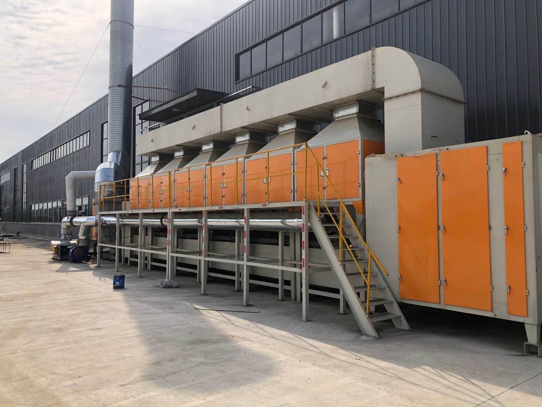 催化燃烧生产设备商