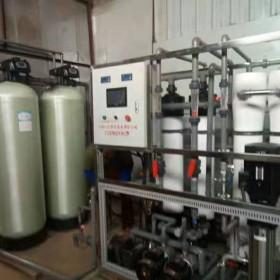 镇江电镀行业清洗环保汇泉中水回用水处理定制