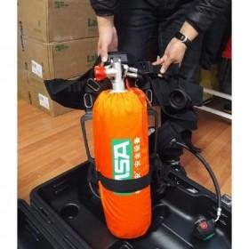 MSA梅思安石油石化船舶运输自吸式空气呼吸器AX2100