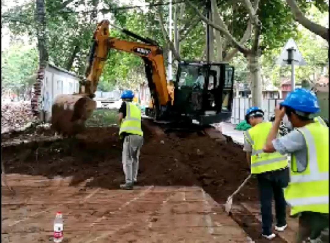 土石方工程清表开挖回填市政道路土方外运