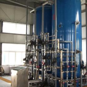 无锡白酒生产专用环保阴阳离子交换水处理设备